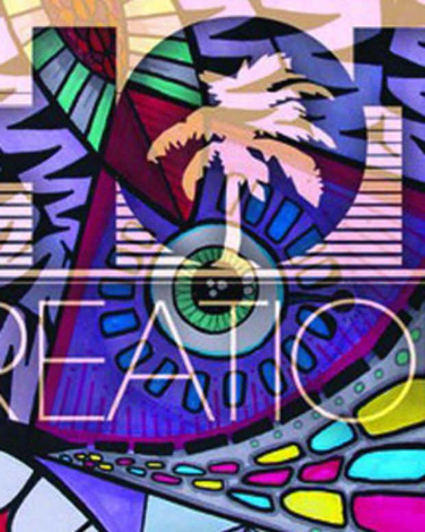 """New Electronic Music From Jamie Jones - """"Planets & Spaceships"""" Feat. Digitaria"""