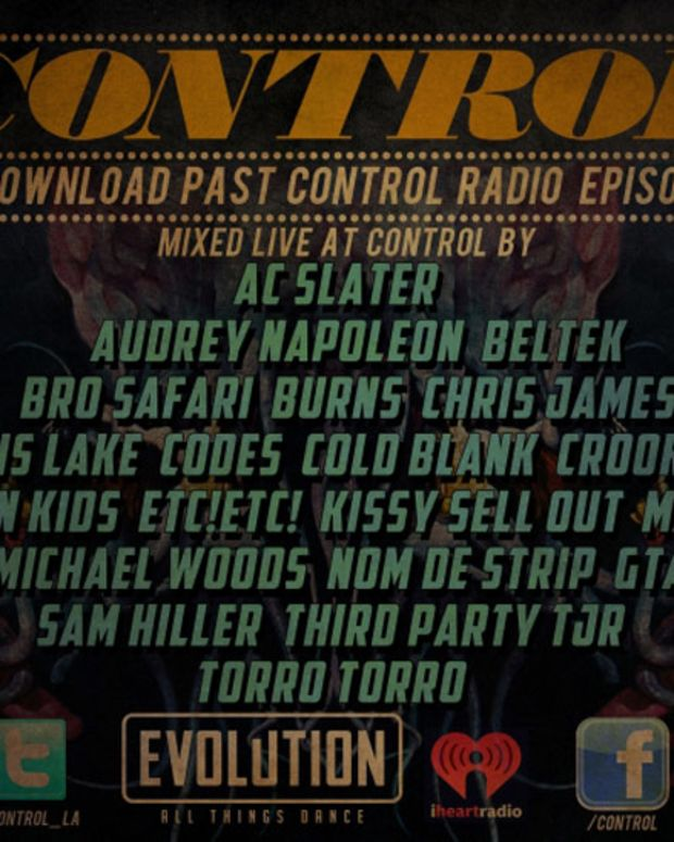 40 Free EDM Downloads Of DJ Sets From Control Inside The Avalon Hollywood