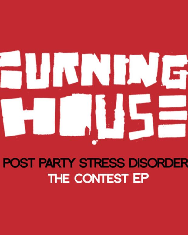 """Exclusive Premier: Burning House """"Post Party Stress Disorder"""" (Sundance Remix) - New Electronic Music"""