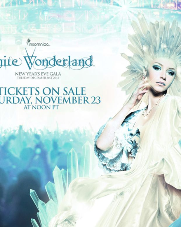 Insomniac Announces Artist Lineup for 3rd Annual White Wonderland New Years Celebration - EDM News