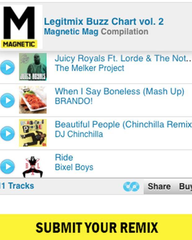 Magnetic's Legitmix Buzz Chart Vol. 2 - EDM News