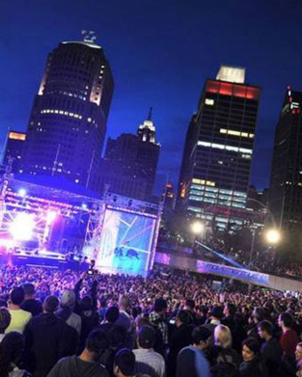 Carl Cox, Richie Hawtin, Loco Dice & More Confirmed At Detroit's Electronic Music Festival - EDM News