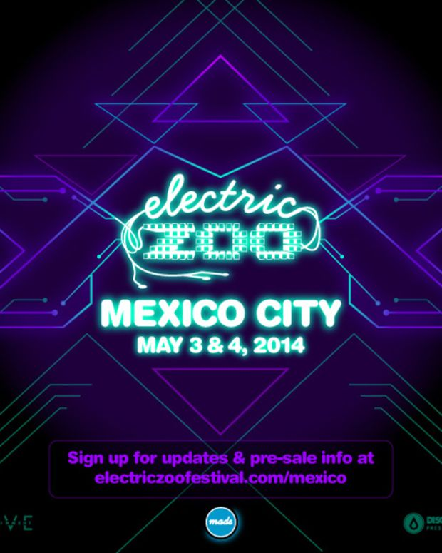 Electric Zoo Heads To Mexico May 2014 - EDM News