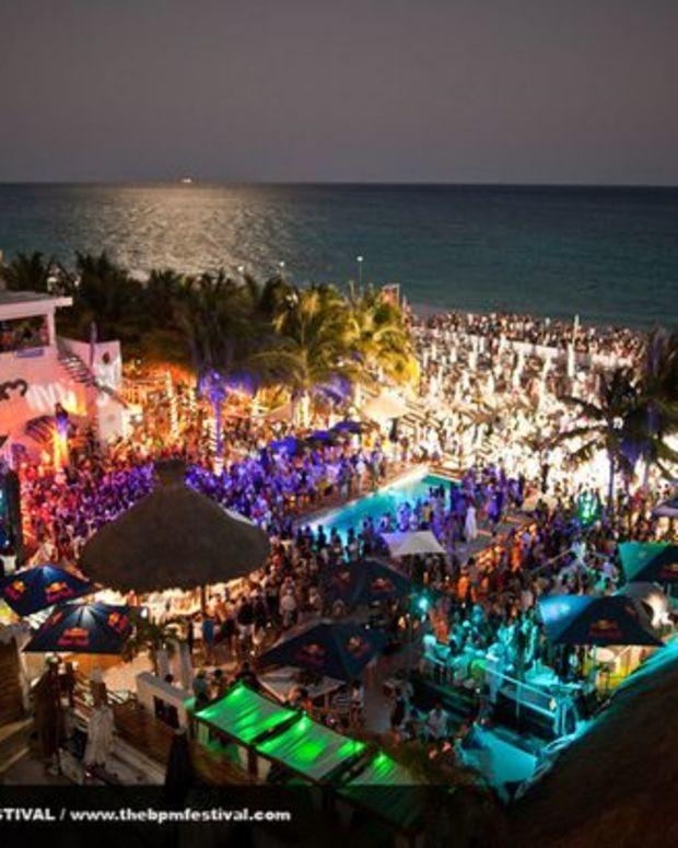 Magnetic's Guide To BPM Festival In Playa Del Carmen, Mexico Jan 3rd - 12th - EDM News