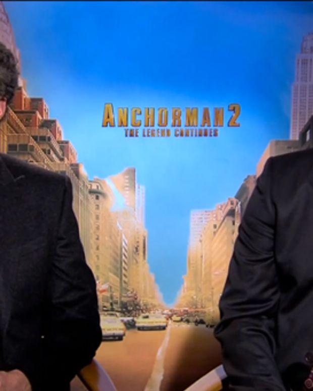 Watch The Cast Of Anchorman 2 Make A Techno Club Banger - EDM Culture