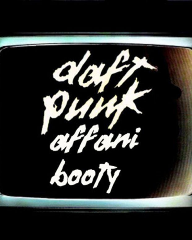 "Free EDM Download: Daft Punk ""Technologic"" (Affani Booty Mix)"