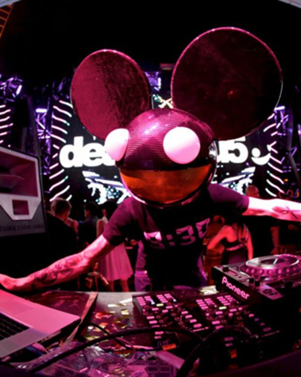 deadmau5 To Throw a 'Big Ass' D.I.Y. Party After Reaming The Texting Trust Fund Kids Of Miami? - EDM News