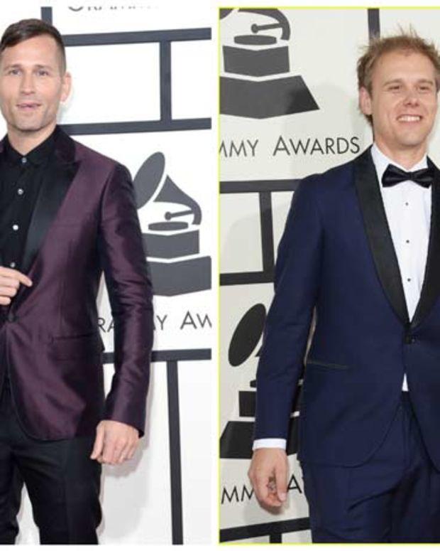 EDM Culture Celebrates The Grammys With Kaskade And Armin van Buuren