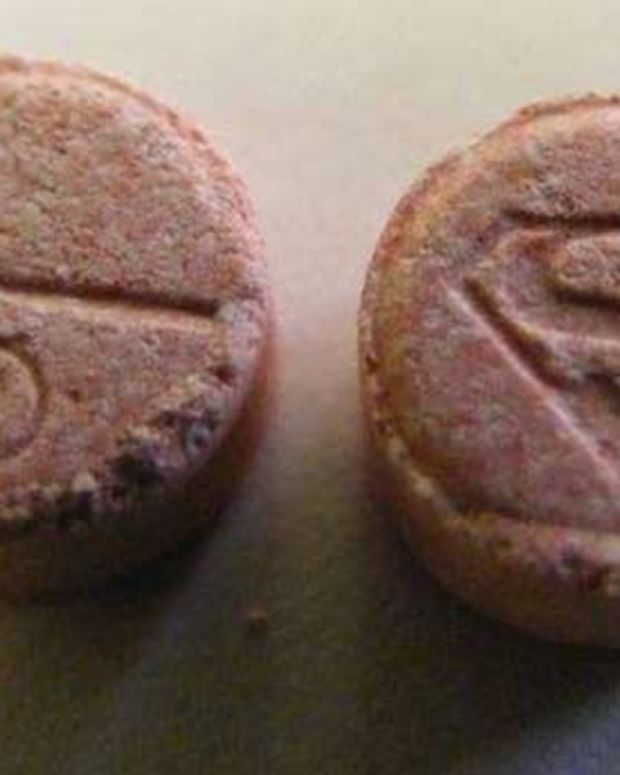 Don't Take The Pink Superman Pills! Police Scotland Issue A Warning