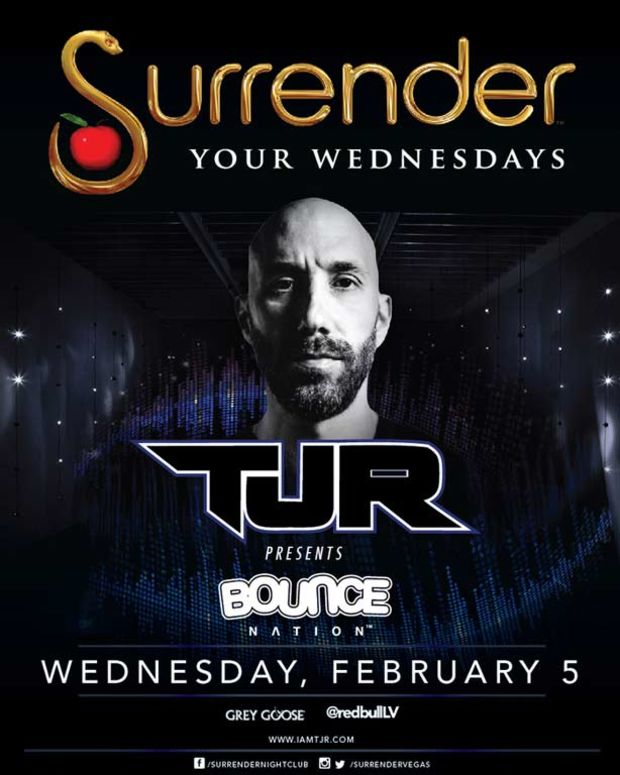 TJR Shares His Top 5 Bounce Tracks To Kick Off New Residency At The Wynn Las Vegas