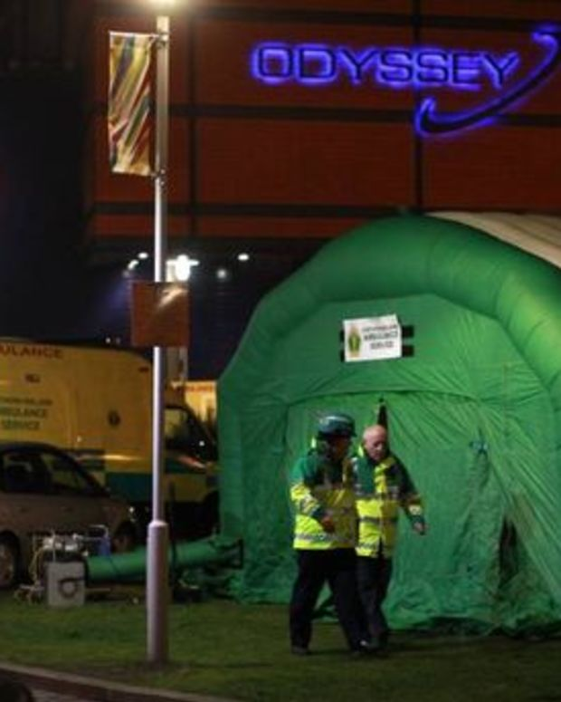 'Disaster Zone' Outside Belfast Hardwell Gig Most Likely Caused By Alcohol Consumption, Fights