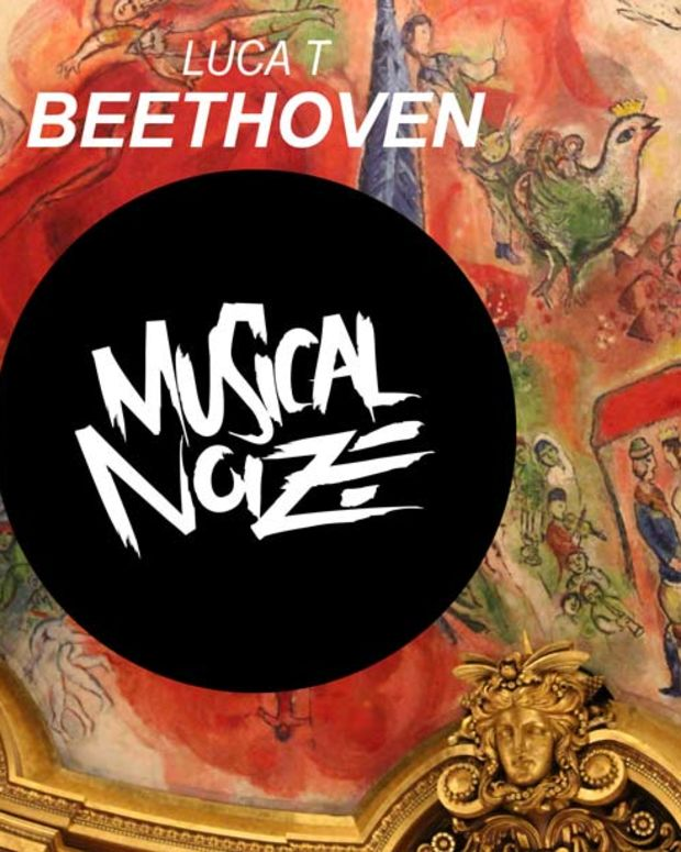 """Artist Spotlight- Luca T Releases """"Beethoven"""" Today Via Musical Noize Records"""