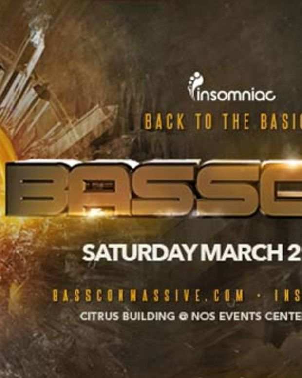 Insomniac Releases Basscon Official Trailer & Special Guest Announcement