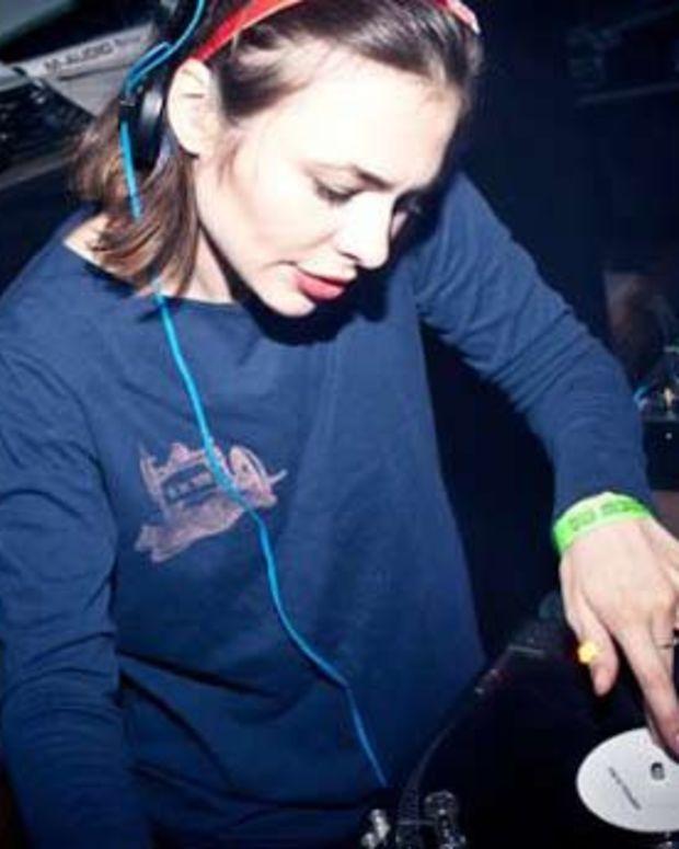 Nina Kraviz's Dance Mania Only Vinyl House Music Mix