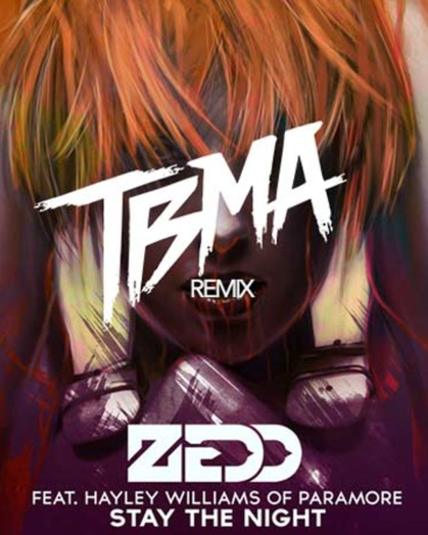 "Premiere: Zedd ""Stay The Night"" Featuring Haley Williams (TBMA Remix)- EDM Download"