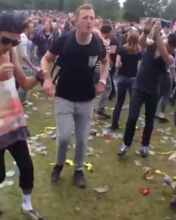 What Happens When You Turn Festival Trap Music In To The Benny Hill Theme Song? - EDM Culture