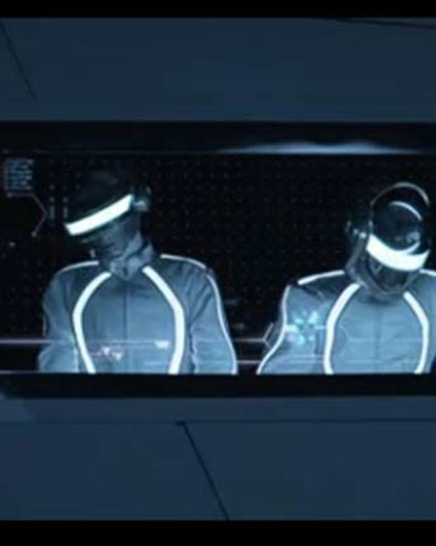 "Is Rumored Daft Punk X Jay Z X Kanye West ""Computerized"" Song A Leak From A Scrapped Tron Project?"