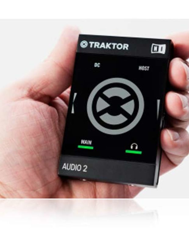 Native Instruments Announce Traktor Audio 2 Portable Audio Interface