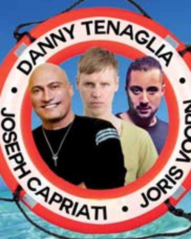 WMC Event Spotlight: Found at Sea with Danny Tenaglia, Joris Voorn & Joseph Capriati