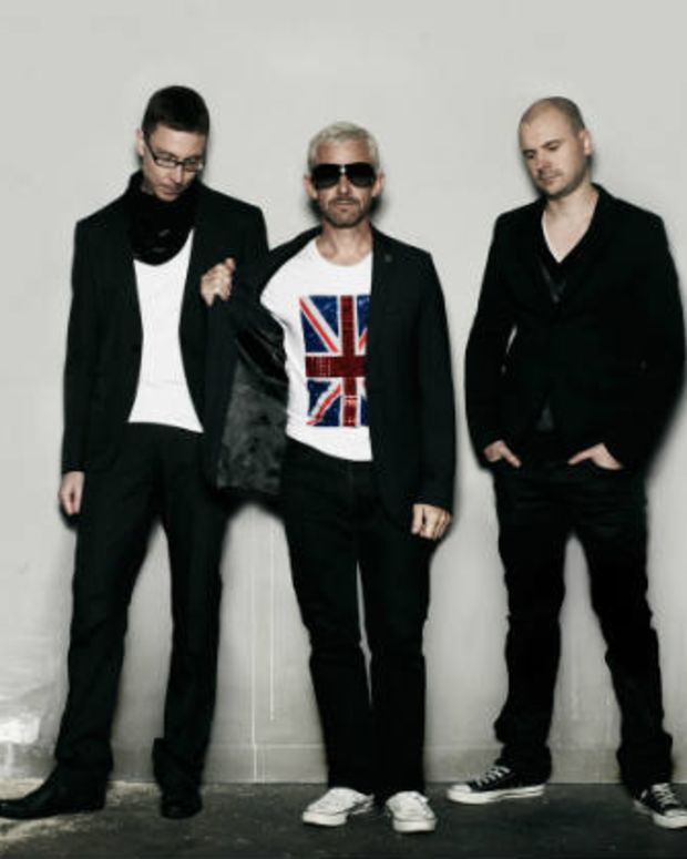 Summertime in Las Vegas with Above & Beyond