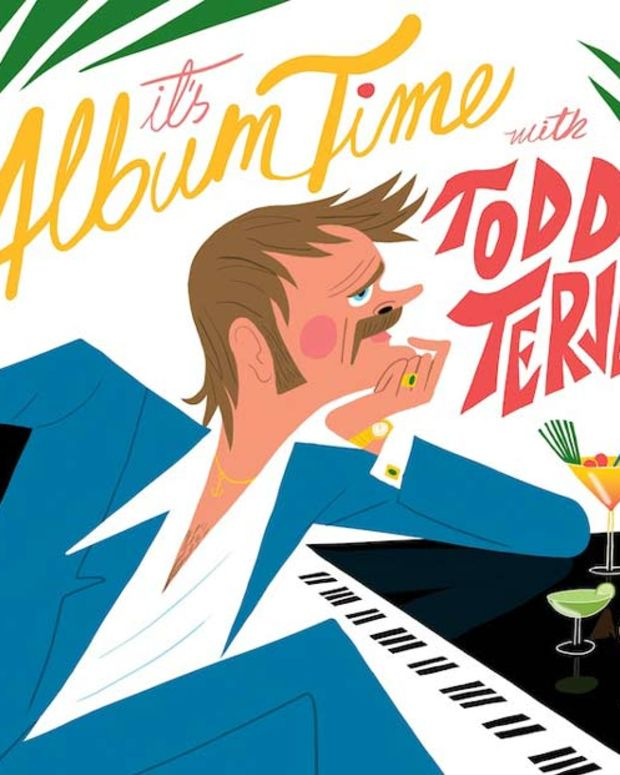 "Stream Todd Terje's New Electronic Music LP ""It's Album Time"" In Full"