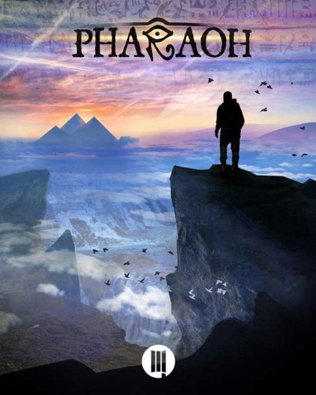 New Electronic Music: Pyramyth's Pharaoh EP- File Under 'Dubstep'