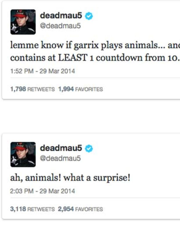 Think deadmau5 Went In On Martin Garrix? Look At What Rick James Said About Prince!