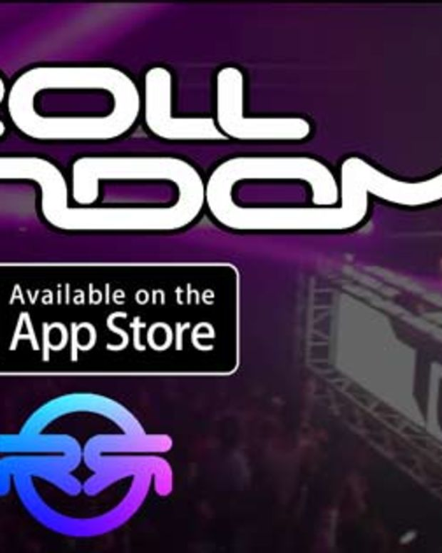 Tech Spotlight: RollRandom, The #1 EDM Social App, Launches Brand New Version With Video Featuring TJR