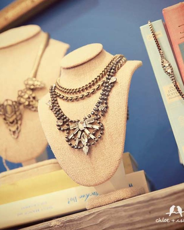 Chloe+Isabel Brings Us A Timeless, Retro Glam Jewelry Line Perfect For Festival Style