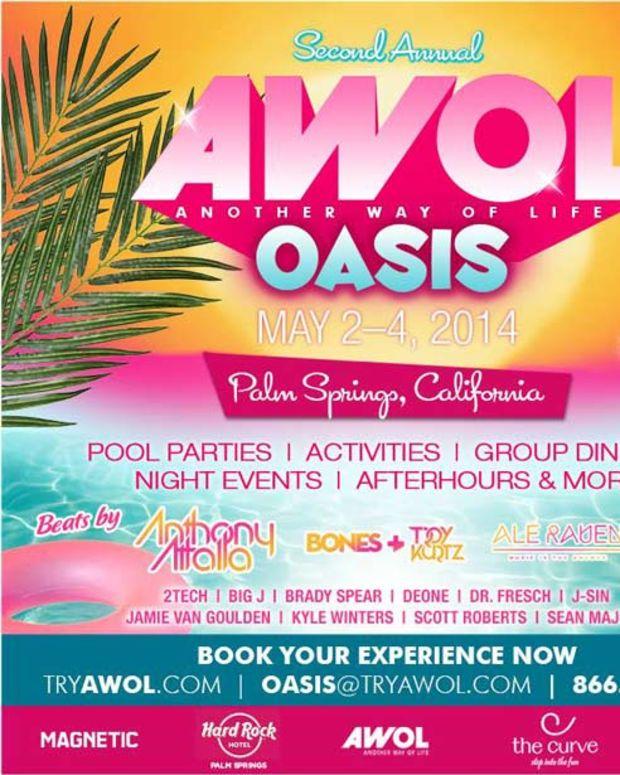AWOL Oasis Palm Spring