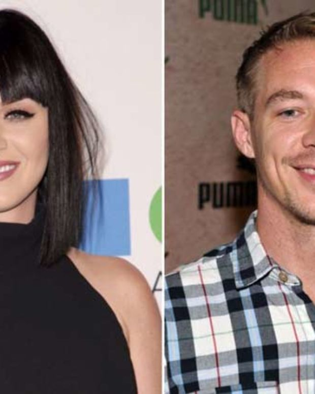 Diplo's Mom Wants To Grill Katy Perry About Romance