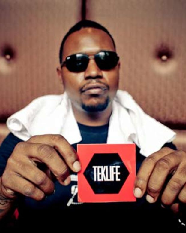 DJ Rashad Died From Blood Clot, Not Drug Overdose