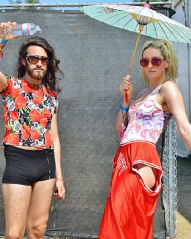 Style Sightings: 18 Of The Best Looks At Coachella 2014