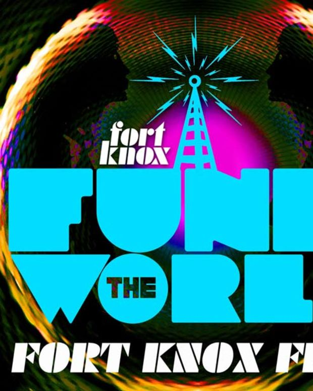 Get A Free Download Of Fort Knox Five's Funk The World #23
