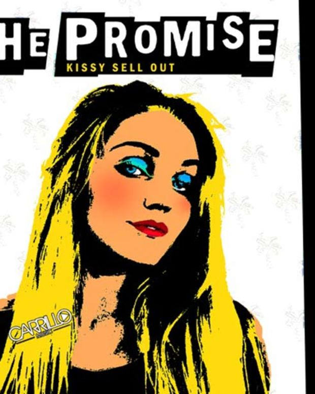 """Check Out The Promo Video for Kisssy Sell Out's """"The Promise"""""""