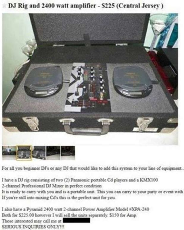 Want To Start DJing? Here's How Not To...