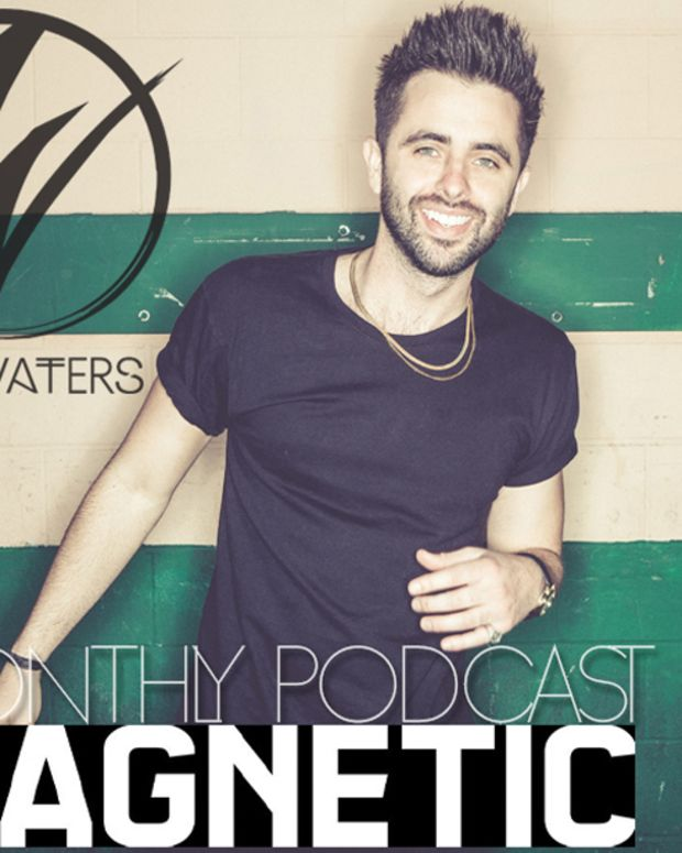 Magnetic Exclusive: Zak Waters Deep House HiJack Mix