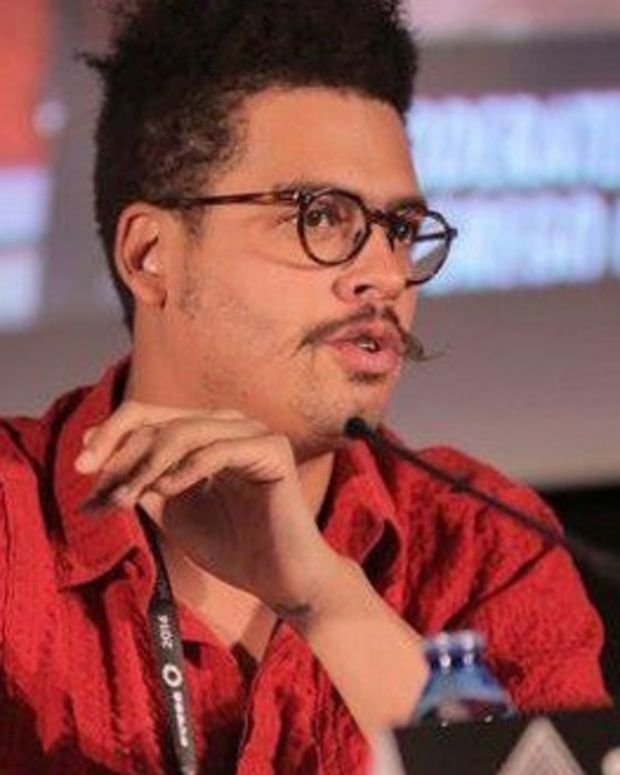 Seth Troxler Trolls Team Avicii With Tough Questions At IMS In Ibiza