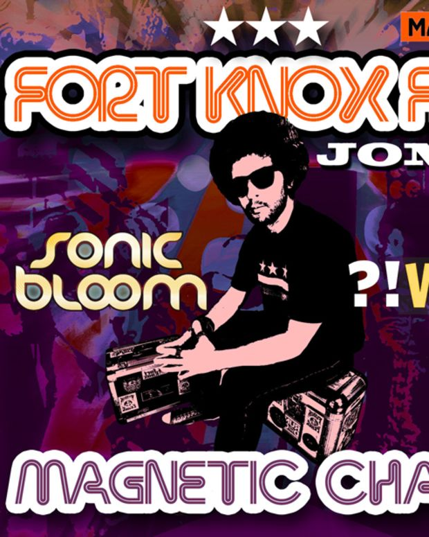 Top 10 Artists Chart From Sonic Bloom & What The Festival