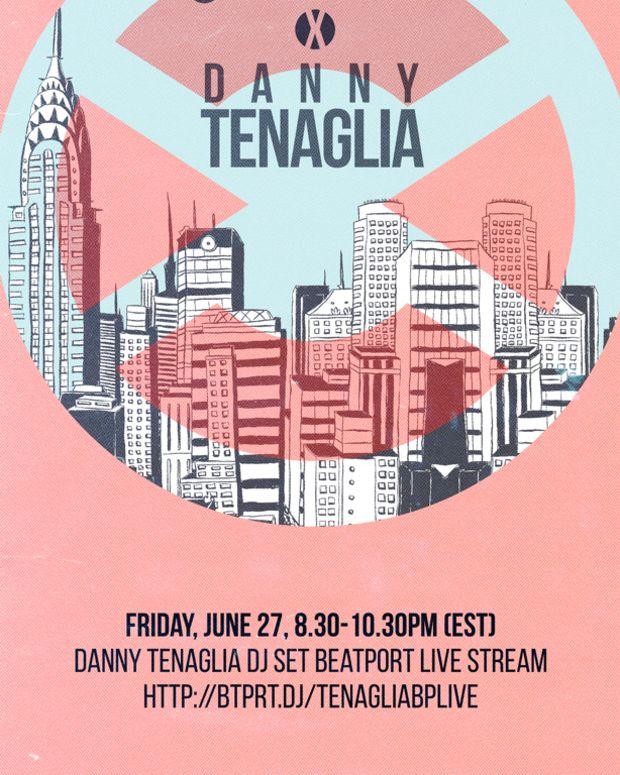Danny Tenaglia To Stream Live Set From His Iconic Loft Tonight At 8:30 EST