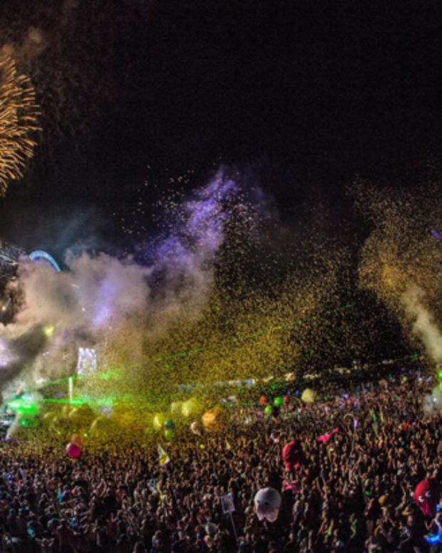 Electric Forest Confirms Bloody Throat Injury & Death Not Related