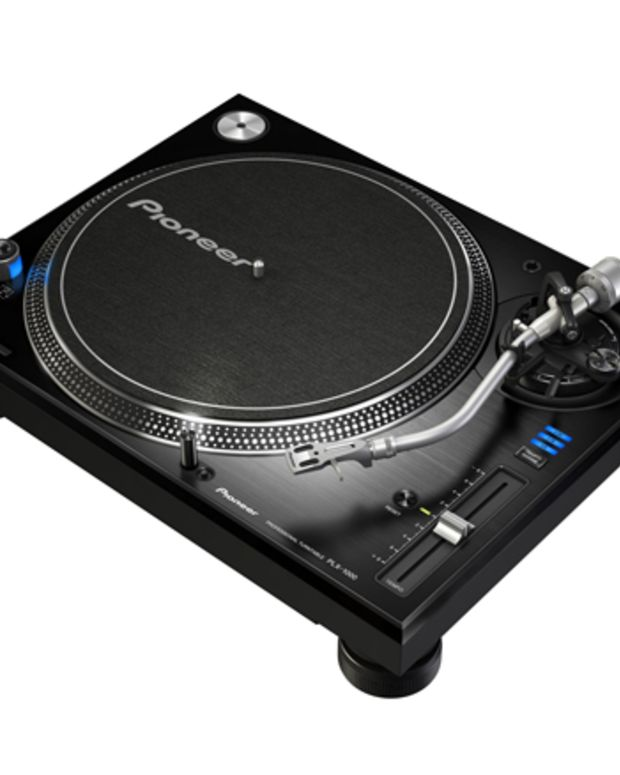 Introducing the Pioneer DJ Turntable - The PLX-1000.