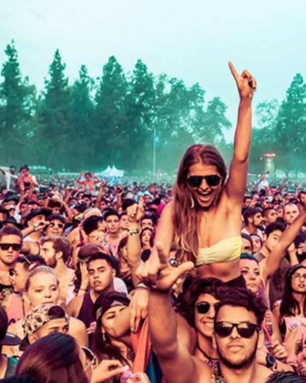 Over 100 Arrested At HARD Summer 2014 - Mostly For Alcohol Related Offenses