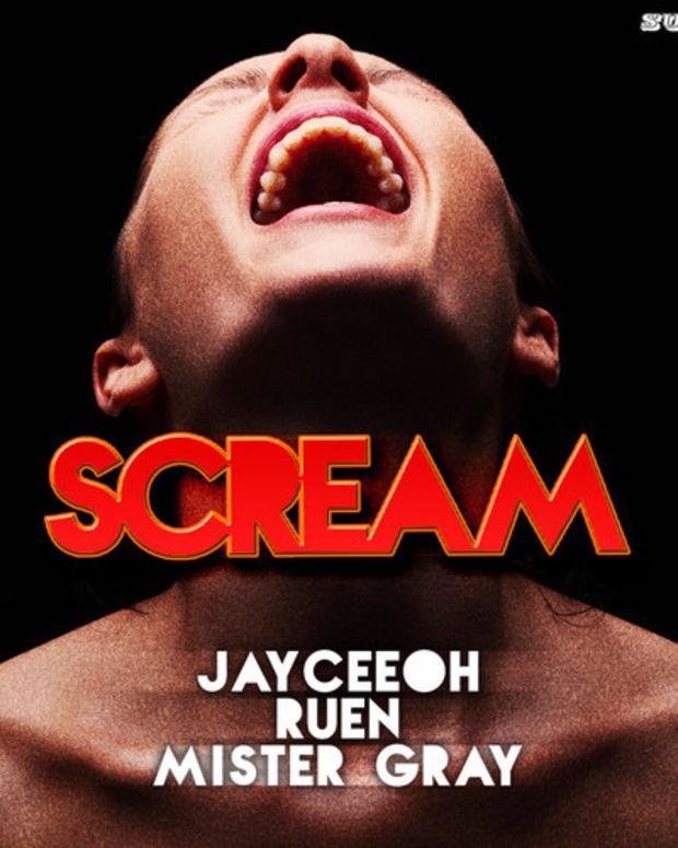 """Premiere: JayCeeOh, Ruen & Mister Gray - """"SCREAM"""" (Original Mix)"""