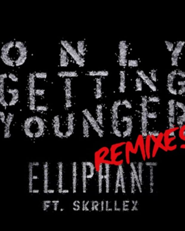 Free Download: Elliphant feat. Skrillex – Only Getting Younger (Remixes)