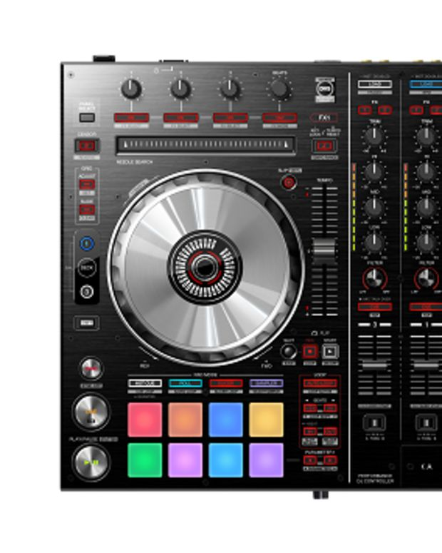 Pioneer Introduces The New Pioneer DDJ-SX2 Controller