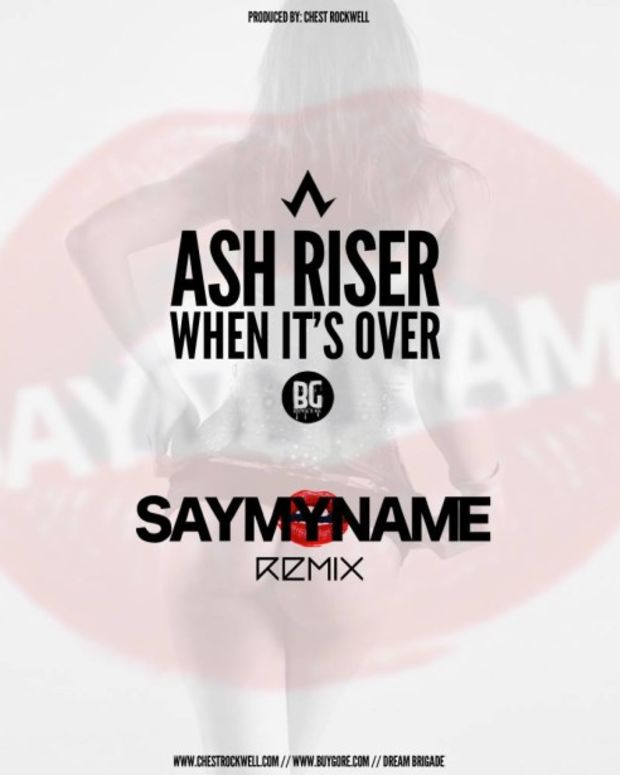 Ash Riser - When It's Over (SAYMYNAME Remix)