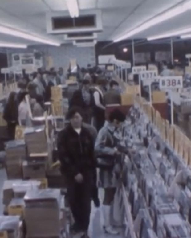 Watch This Video Of Tower Records On Sunset In 1971