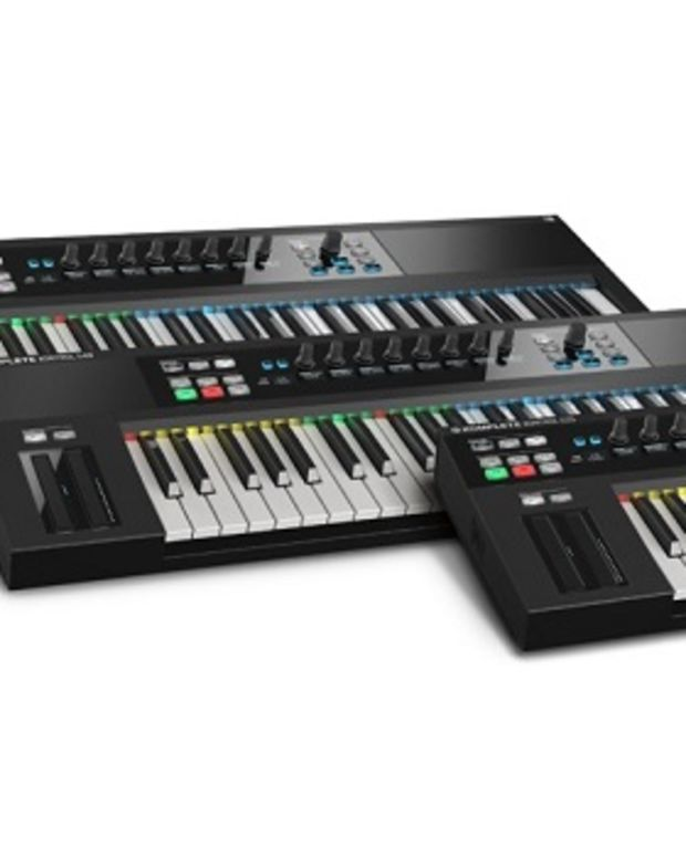 Kontrol S-series Keyboard: Your KOMPLETE Quick-Guide to Native Instruments' Newest Gadget
