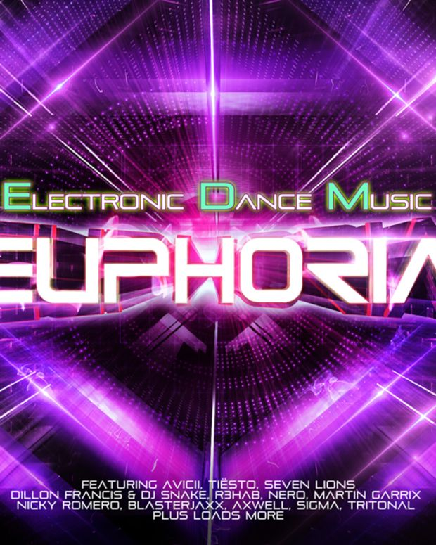 Spotlight: Ministry Of Sound's EDM Euphoria - Win Physical Copies!